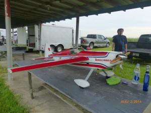 Jeff Raiford's 30cc Seagull Extra